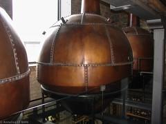 Irlande - Distillerie Tullamore - Whiskey pour l'Irlande, whisky pour l'Ecosse ! (Annelise LE BIAN) Tags: irlande tullamore tullamoredew alambics comtédoffaly distillerie musée whiskey offaly ie explore bichonfrisé