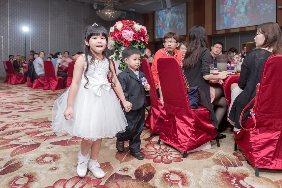 台南婚攝 婚禮紀錄 情定婚宴城堡 C & M 116