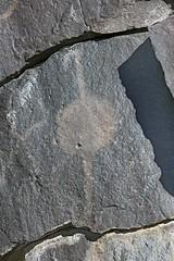 Petroglyph / Little Lake Site (Ron Wolf) Tags: anthropology archaeology littlelake nativeamerican atlatl petroglyph rockart inyocounty california