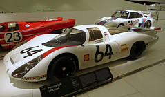 908 LH (Schwanzus_Longus) Tags: stuttgart museum german germany old classic vintage race racing car vehicle coupe coupé motorsport porsche 908 lh