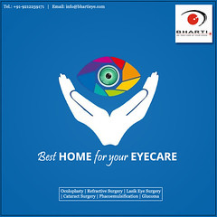 There are no seven wonders of the world in your eyes. (bhartieye) Tags: bharti eye care eyecare hospital glucoma delhi oculoplasty ophthalmology foundation phacocataract phacoemulsification asthetics cataract lasik