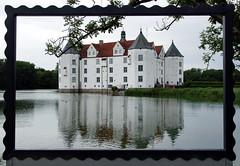 Schloss_eingerahmt (chipdetty) Tags: germany schloss schleswigholstein glcksburg
