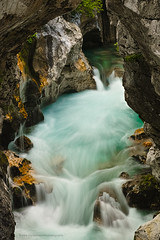 Deep In The Motherload (Mark James Ford) (Mark James Ford) Tags: rock river flow gorge