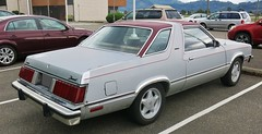Ford Fairmont Futura (Custom_Cab) Tags: door 2 ford car 1982 1981 1978 1983 1980 1979 coupe fairmont futura 2door