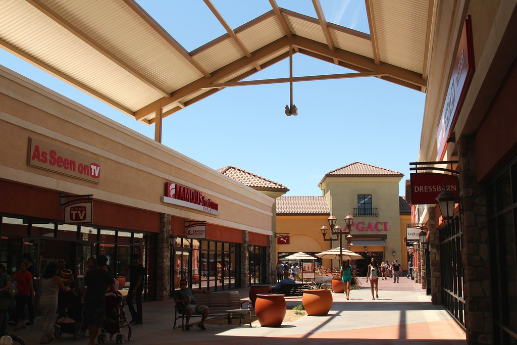 TEJON RANCH, Calif. – August 7, – Tejon Ranch Company (NYSE: TRC) and The Rockefeller Group today celebrated the Grand Opening of the Outlets at Tejon, an upscale ,square-foot outdoor shopping center with .
