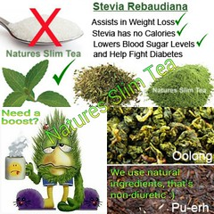 Stevia Oolong Tea (Natures SlimTea) Tags: tea matcha greentea fitness weightloss stevia oolongtea puerhtea antioxidants keepfit naturalproducts stayyoung feelgreat lookgreat eatinghealthy healthylife organicproducts greenteaextract weightlosstea slimtea detoxtea garciniacambogia skinnytea teatox