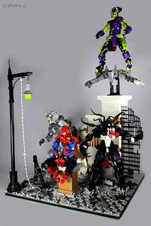 MOC - Amazing Spiderman