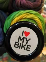 Love! (sifis) Tags: love bike heart greece sakalak samsungs4
