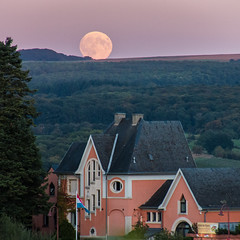 IMG_5919 (ZoRRaW photography) Tags: fullmoon moonrise luxembourg remich moonspotting