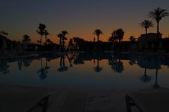 Sonnenaufgang auf Kos, Griechenland