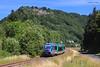 Train TER n°873206 Le Mont-Dore > Clermont-Ferrand - Le Mont-Dore (63) - 15/07/15 (Trains en France) Tags: train marche auvergne sncf puydedôme clermontferrand ter ater lemontdore bourboule x73500 autorail labourboule laqueuille pontgibaud automoteur régionauvergne