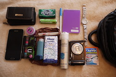 whats in your bag? (triggrhappy) Tags: whatsinyourbag