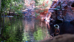 on the blog (ashleyweber) Tags: camping camp arizona west verde nature water creek outside hiking live ashley lovers adventure clear explore backpacking gorge simple wandering weber ashleyweber