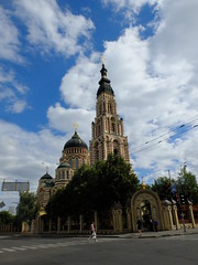 Cattedrale della Buona Novella (GrusiaKot) Tags: church ukraine chiesa duomo kharkov kharkiv ucraina