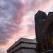 Hospital & Church at Magic Hour - West Village, NYC