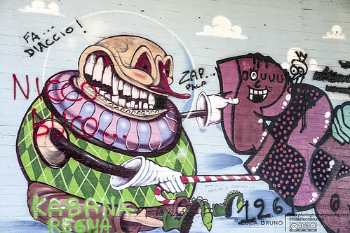 """Street Art • <a style=""""font-size:0.8em;"""" href=""""http://www.flickr.com/photos/49106436@N00/21759481875/"""" target=""""_blank"""">View on Flickr</a>"""