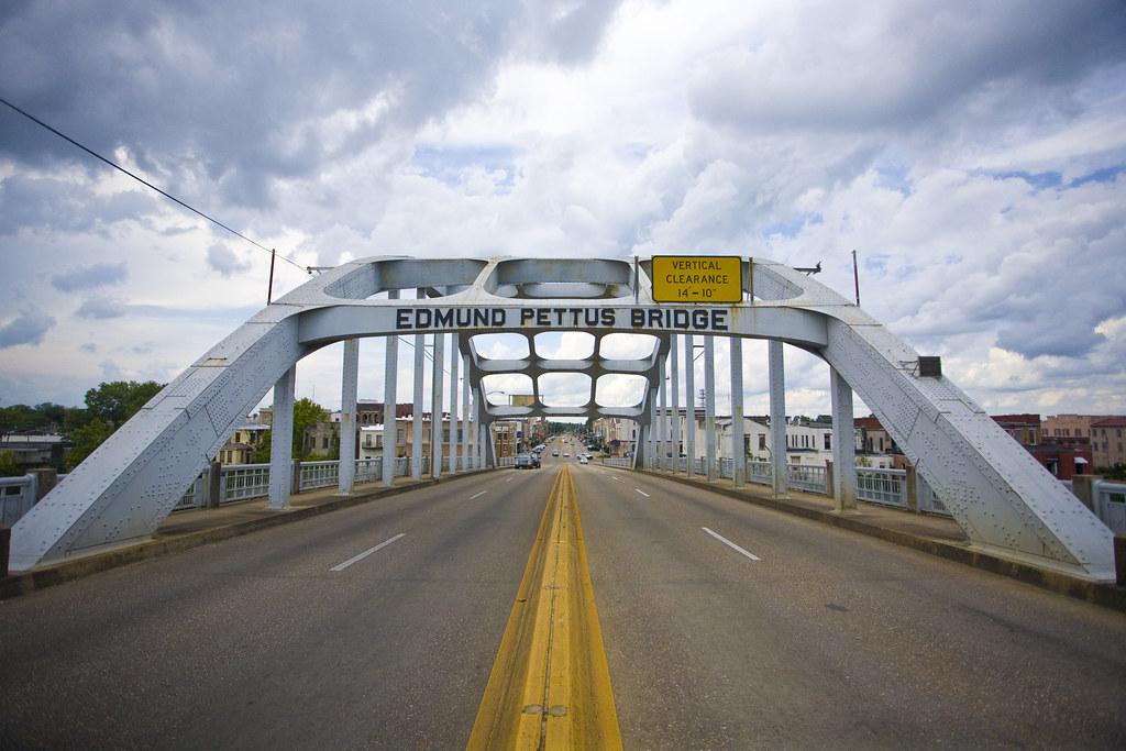 Edmund Pettus Bridge by miketnorton, on Flickr