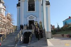 40. The commemoration day of St Sergius of Radonezh in Bogorodichnoe village / Праздник Прп. Сергия Радонежского в Богородичном