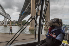 Mr. Badger - Torpoint Ferry (MoreToJack) Tags: bus busrally celebratebusesinplymouth mrbadger northsomersetcoaches nsc plymouth plymouthrally rally saltashpassage tamarbridge royalalbertbridge