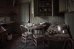 The Dishes are Left (Leanne Cole) Tags: california usa abandoned kitchen nikon photographer photos interior images ghosttown environment bodie left fineartphotography environmentalphotography fineartphotographer environmentalphotographer leannecole leannecolephotography