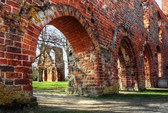 Klosterruine Greifswald-Eldena (Frank-2.0) Tags: ruine kloster eldena dsc00326
