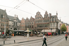 Ordinary day in Ghent (Yuri Dedulin) Tags: belgium yuridedulin ghent architecture streets yuri dedulin europe eu travel romantic culture captivating charming historic bruges day tour beautiful medieval city channel attractions centre old town weekend vacation sightseeing waterway fun trip sights landmarks magnificent unique quiet cultural monument catholic gothic building outdoor bridge street facades life daily art design fashion delightful buildings exciting colorful historical castle road