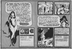 Vampirella ad, 1970 (Tom Simpson) Tags: vampirella comics ad ads advertising advertisement vintagead vintageads