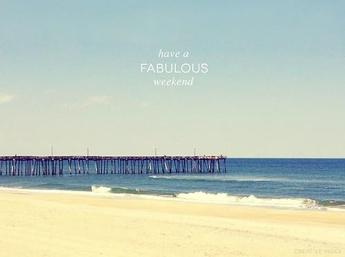 Enjoy the #weekend!