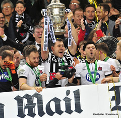 Dundalk v Cork City cup final photos (ExtratimePhotos) Tags: brian richie gartland towell