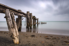 Fifty Point Conservation Area (hey its k) Tags: ca longexposure ontario canada lakeontario grimsby groynes hfg fiftypointconservationarea canon6d img8013e