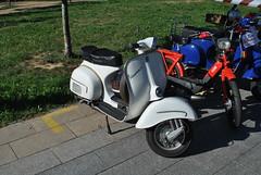 Piaggio Vespa GL (TAPS91) Tags: vespa solo cuore piaggio gl 2 raduno carburatore