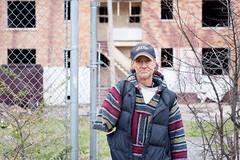 Bill the Arborist (Jeremy Kendall) Tags: bill memphis homeless william midtown arborist nubs dogman midtownmemphis