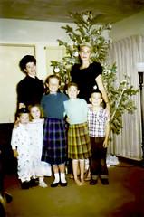 Christmas 1958 in Bay View Hills - San Diego, California (ataribravo1) Tags: california christmas ca xmas max robert bay jackie san view jean colleen diego jr hills gordon carol junior 1958 maxine boswell hite lawanda dibb
