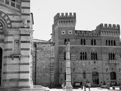 Grosseto Duomo & Palazzo
