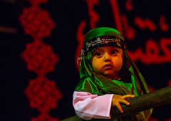 iranian shiite muslim boy dressed for muharram celebration, Isfahan Province, Kashan, Iran (Eric Lafforgue) Tags: boy portrait people male green history girl horizontal religious outdoors child mourning iran muslim islam traditional religion banner ceremony middleeast headshot celebration holy historical shia ritual muharram ashura tradition remembrance kashan karbala hussein cultural oneperson islamic iman shiite ashoura hussain commemorate persiangulfstates إيران waistup иран 16271 husayn colourimage 1people hussayn イラン irão isfahanprovince onegirlonly shiism 伊朗 onechildonly westernasia 이란 madofhussein