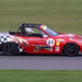 Mazda MX-5 - Kevin Brent / BIZSMAART - BRSCC Mazda MX-5 Championship - Donington Park 2015