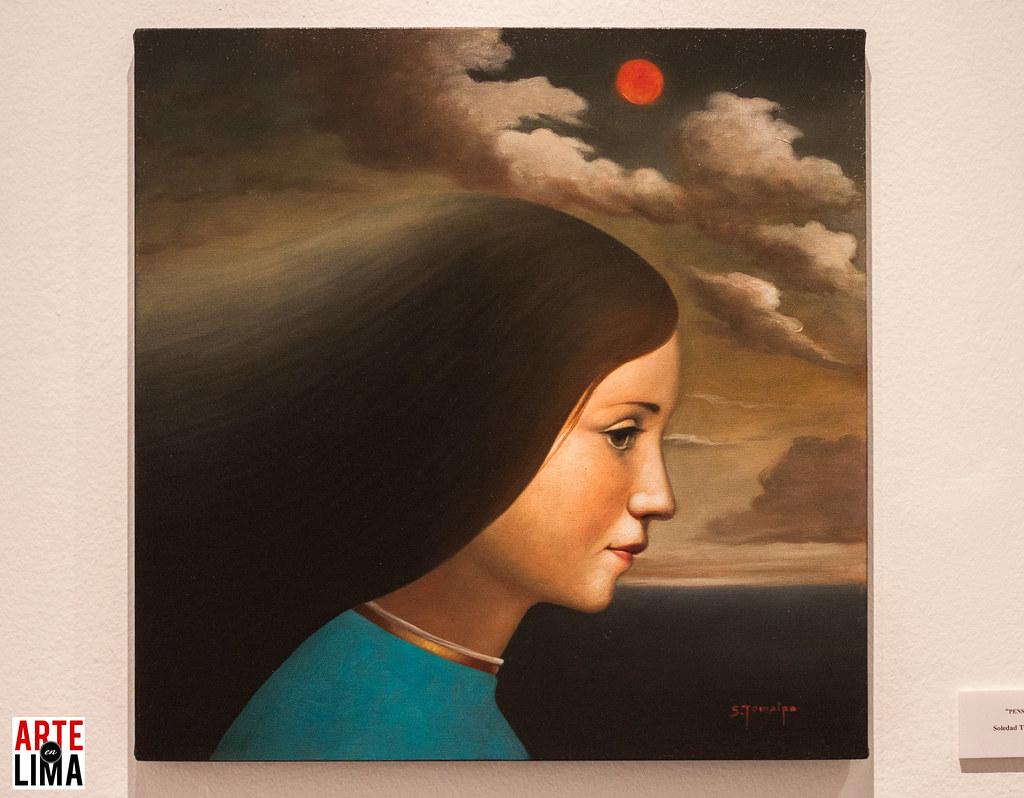 """Soledad Tomairo Gabriel - """"Mágico Realismo"""" en CC Ricardo Palma"""