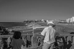 ...Impressionisme et Academie  la Grande Plage... (Lanpernas 2.0) Tags: art beach arte playa verano academia plage euskalherria biarritz cuadros academicismo veraneo impresionismo vidacotidiana pntura