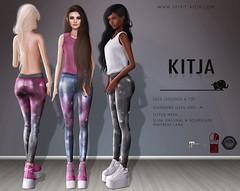 KITJA - Jazz Outfit (ᴋɪᴛᴊᴀ) Tags: life original fashion mesh lara second physique hourglass fitted maitreya slink kitja