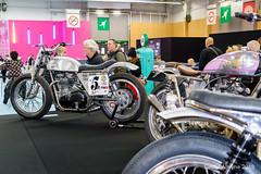 Salon de la Moto 2015 (Sacha Alleyne) Tags: show vintage motorbike moto motorcycle portedeversailles 2015 salondelamoto a6000 sonya6000