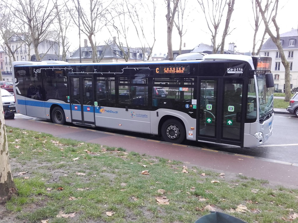 The world 39 s best photos of c2 and keolis flickr hive mind - Jardin moderne rennes bus versailles ...