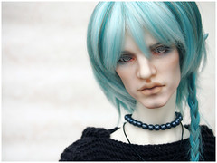 The Patriot and the Renegade (Human Beans) Tags: licht charles elf fantasy bjd abjd modded gumdrops granado