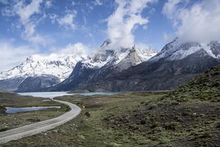 Road to Torres del Paine