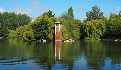 Estany de Puigcerd (tgrauros) Tags: lake lago lac llac puigcerd lagu estanydepuigcerd estanyartificial