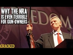 Why The NRA Is Even Terrible For Gun-Owners - Cracked Explains (Download Youtube Videos Online) Tags: why the nra is even terrible for gunowners cracked explains