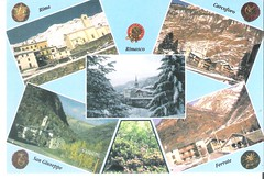 IT-383115 001 (Iridale) Tags: it383115 cartoline postcards postcrossing italia italy francobolli stamps rima rimasco carcoforo sangiuseppe ferrate piemonte
