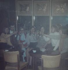 1970 Schooltrip London (Steenvoorde Leen - 2.3 ml views) Tags: 1970 heemstede kweekschool seminair seminairy seminar de lasalle schoolreis klassenfahrt voqage scolaire school trip great brittain gb england londen london stena line hoek van holland harrich