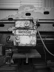 out of work AMERICAN (photography_isn't_terrorism) Tags: mower lawnmower murphysmart american explore