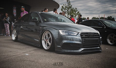 RACEISM EVENT 2016 (JAYJOE.MEDIA) Tags: audi a3 limousine low lower lowered lowlife stance stanced bagged airride static slammed wheelwhore oz ozwheels ozgang ozmito