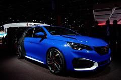 Peugeot 308R (Joseph Trojani) Tags: peugeot 308 peugeot308 nikon d7000 salondelautomobileparis2016 auto motor show paris motorshow